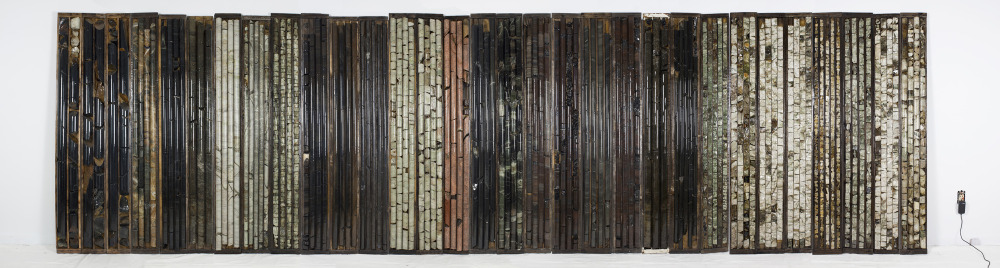 Carottages / Core Samples, 2013