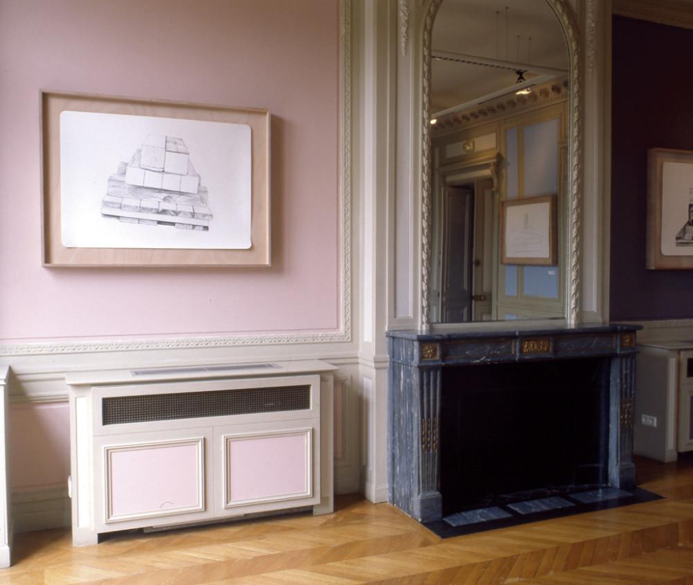 Cales / Foundations, CCC Paris (2005)