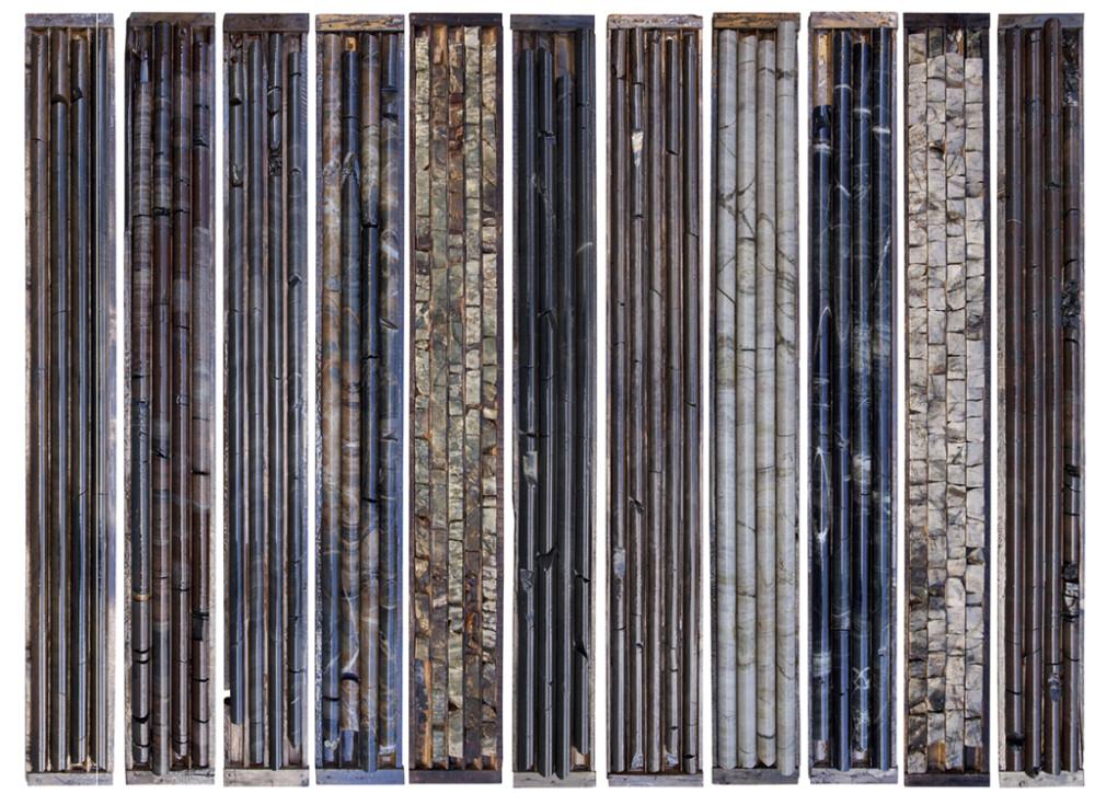 Core Samples, 2013
