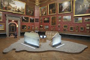 L'Abri / The Shelter, Installation, Musée de Picardie (2011)
