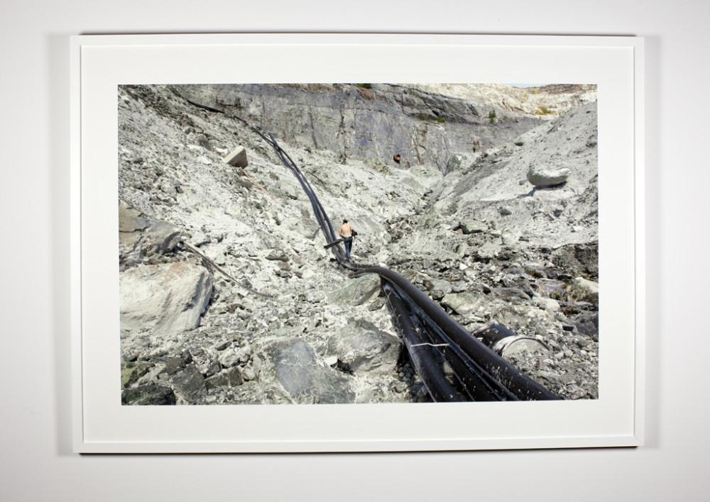 Puits d'Asbestos / Pit of Asbestos, no 2, 2014
