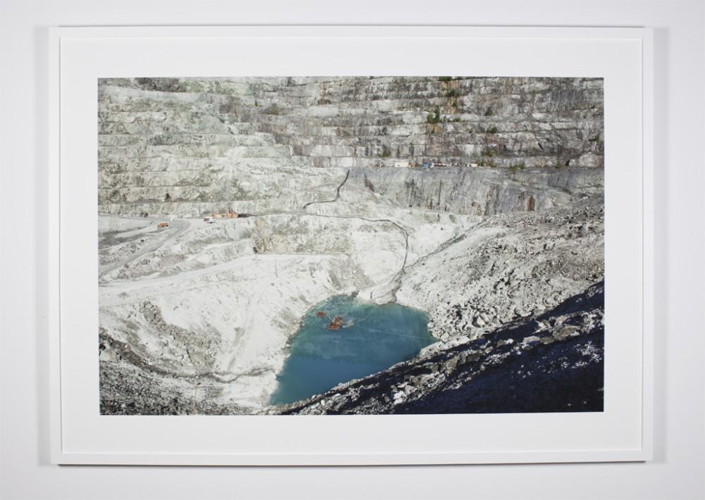 Puits d'Asbestos / Pit of Asbestos, no 3, 2014