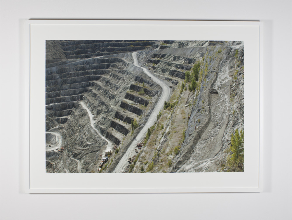 Puits d'Asbestos / Pit of Asbestos, no 5, 2014