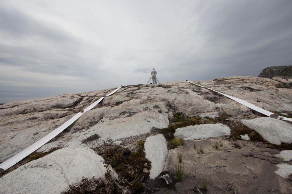 Marquage de la route, Unamen Shipu / Lane Marking, Unamen Shipu, 2014