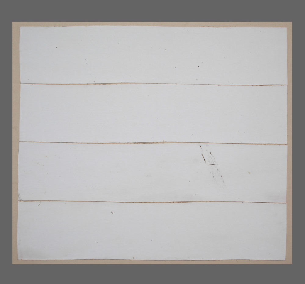 Paysage 138 / Landscape 138, Série Kegaska Series, 2014 Toile marouflée sur chassis / Canvass on frame. Dimensions :