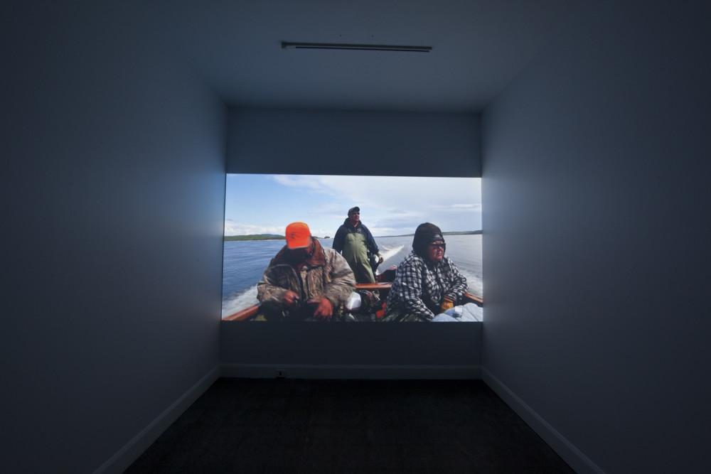 Hydro Cree, 2015. Hydro Québec - Cree Territory (video).