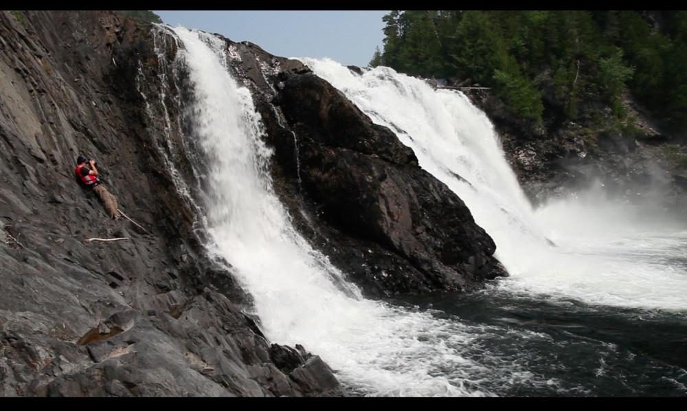 La rivière interdite / the forbidden river image extraite de la vidéo / still from the video