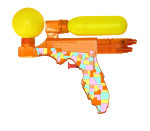 Forida, Reversed Water Gun (étude / study)